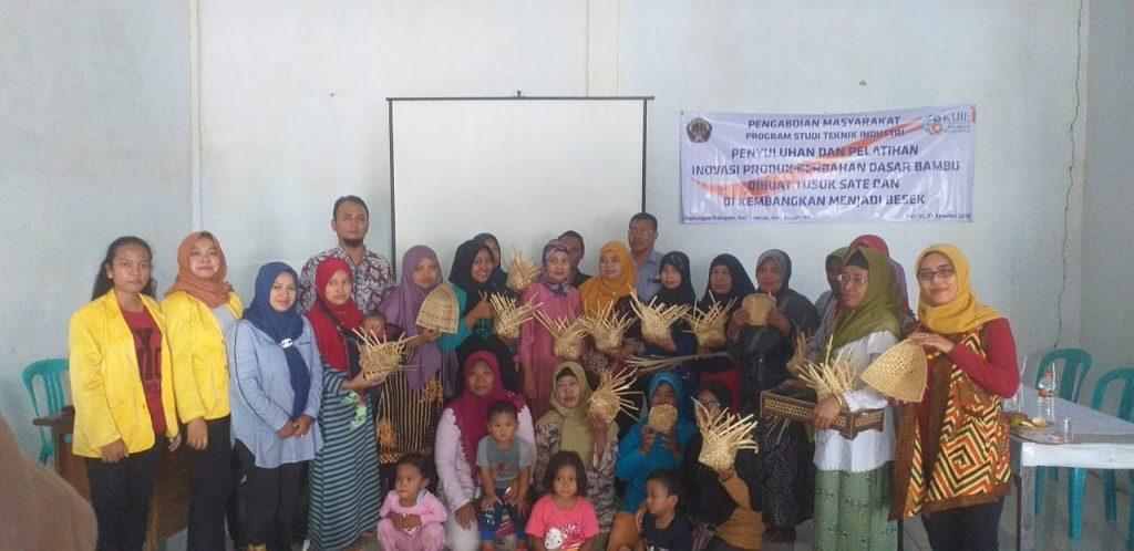 Pengabdian Masyarakat di desa Tinalan Kota Kediri